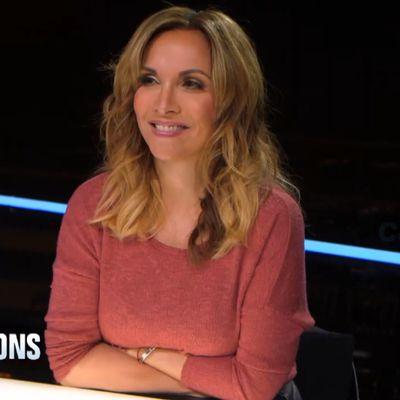 Hélène Ségara dans LFAUIT La bataille du jury - Episode 03