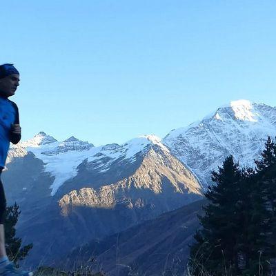 Acclimatation pour l'Elbrouz : Cheget peak
