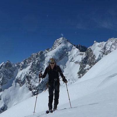 Vidéo : ski de randonnée : Grande Lui 3509 m