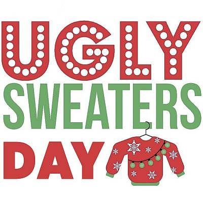 NATIONAL UGLY CHRISTMAS SWEATER DAY(S)