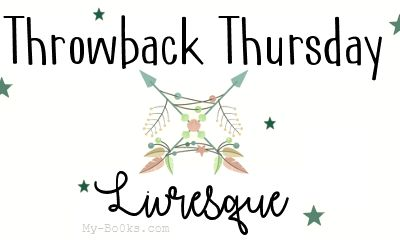 Throwback Thursday Livresque (n°63)