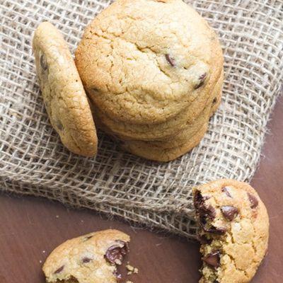 Cookies aux Pépites de Chocolat de Jacques Torrés