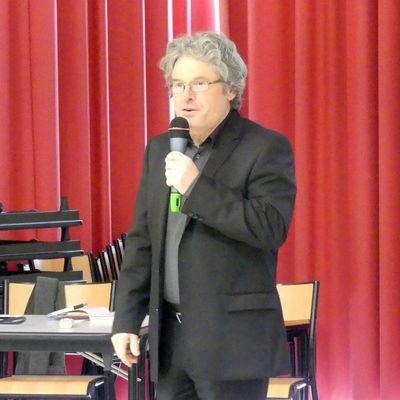 La toponymie autour de Châteaumeillant avec Stéphane Gendron