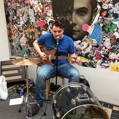 ▶ The Big Horse @ Taille33 record store - 24/06/2017