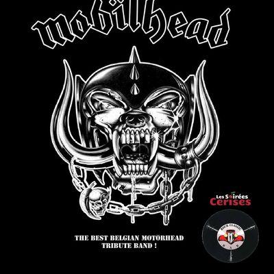🎵 Mobïlhead (Motörhead tribute band) @ Rock Classic - 26/12/2020 - 21h00 - Entrée gratuite