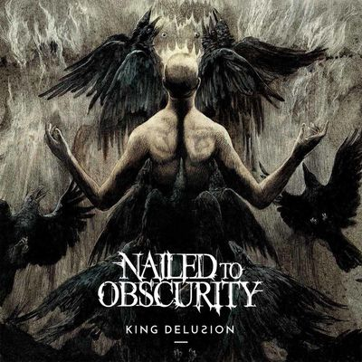 "CD review NAILED TO OBSCURITY ""King Delusion"""