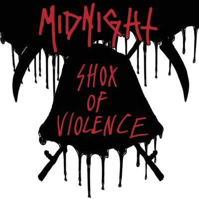 "CD review MIDNIGHT ""Shox of Violence"""