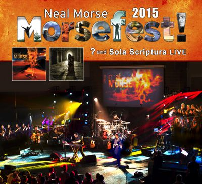 "THE NEAL MORSE BAND will release ""Morsefest 2015"" on March 24th"