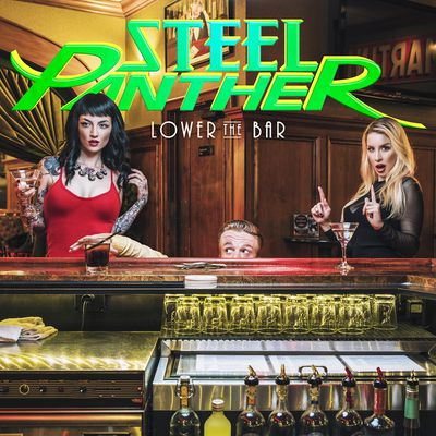 "CD review STEEL PANTHER ""Lower the Bar"""
