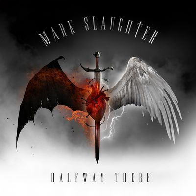 """CD review MARK SLAUGHTER """"Halfway There"""""""