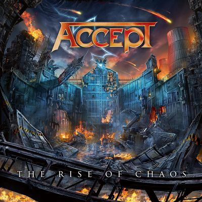 "CD review ACCEPT ""The Rise of Chaos"""