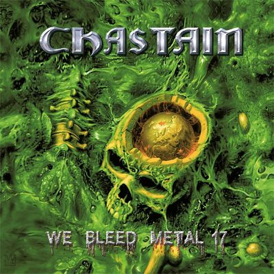 "CD review CHASTAIN ""We Bleed Metal 17"""
