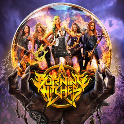 "CD review BURNING WITCHES ""Burning Witches"""