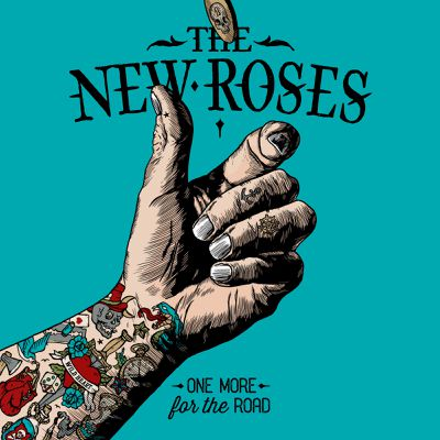 "CD review THE NEW ROSES ""One More for the Road"""