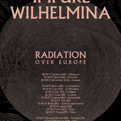 IMPURE WILHELMINA tour dates for Europe