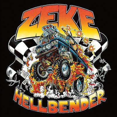 "CD review ZEKE ""Hellbender"""