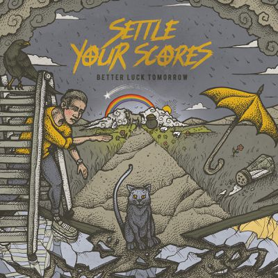 """CD review SETTLE YOUR SCORES """"Better Luck Tomorrow"""""""