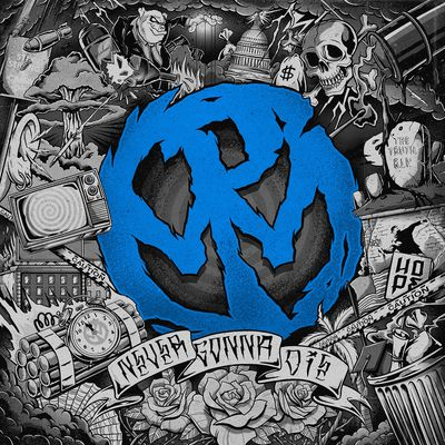 "CD review PENNYWISE ""Never Gonna Die"""
