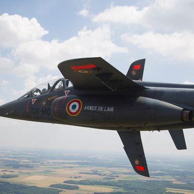 Un général de l'Armée de l'Air accusé d'utiliser un Alpha Jet pour des déplacements personnels