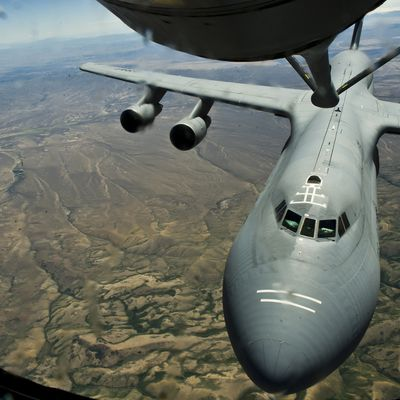 L'US Air Force cloue au sol une partie de ses C-5M Super Galaxy