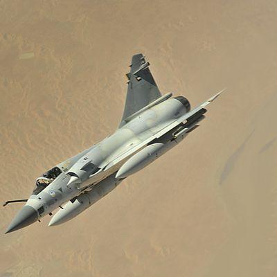 Dassault Aviation va moderniser les Mirage 2000-9 émiratis