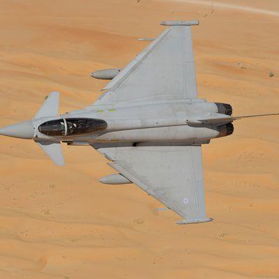 Le Qatar signe un contrat pour l'achat de 24 Eurofighter Typhoon