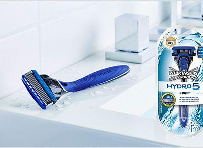Recevez gratuitement un rasoir Wilkinson Hydro 5, une offre qui tombe au poil !