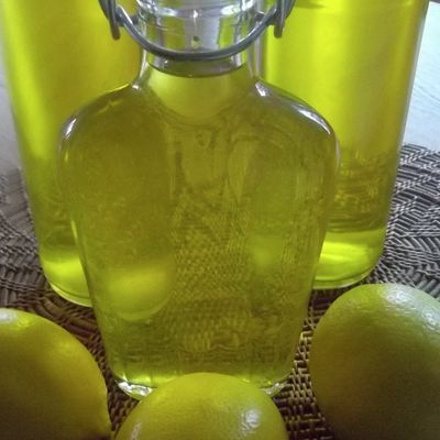 CITRONS : sur un air de LEMONCELLO...