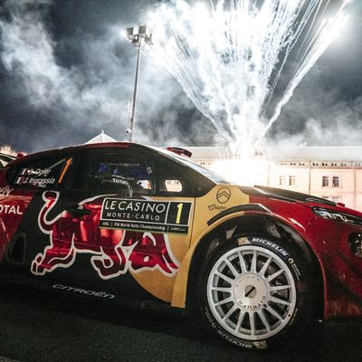 VIDEO : HISTORIC 100TH WRC WIN FOR CITROËN !