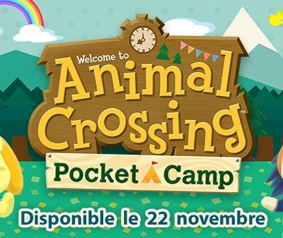 Trouver son code ami sur Animal Crossing Pocket Camp