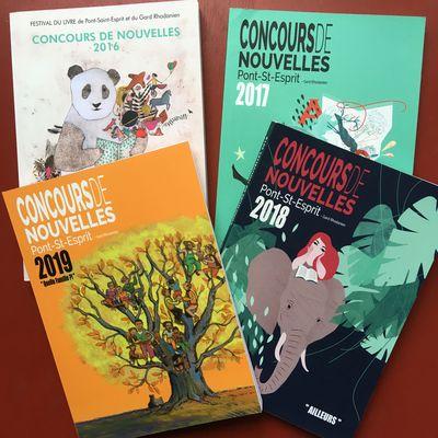 Concours de nouvelles et BD du 8e Festival du Livre ouverts !