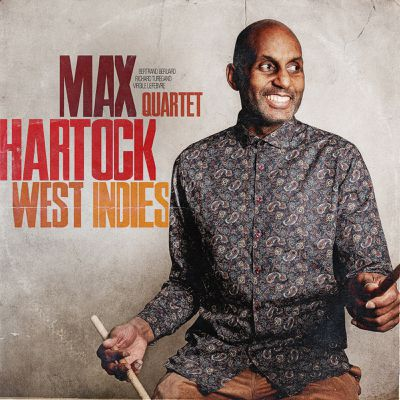 Max Hartock - west indies