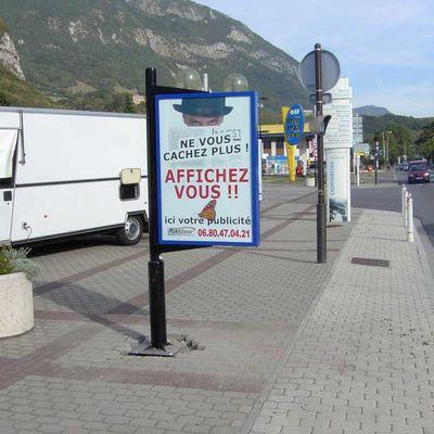 Règlement Local de Publicité intercommunal, le débat sur Sassenage