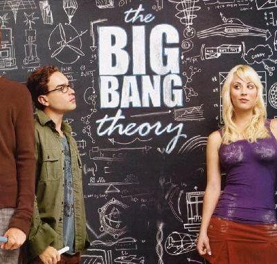 THE BIG BANG THEORY - Fabrice Josso /  Chuck Lorre et Bill Prady