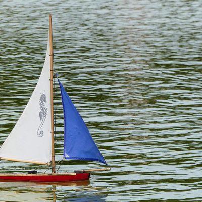 Les petits bateaux du Luxembourg