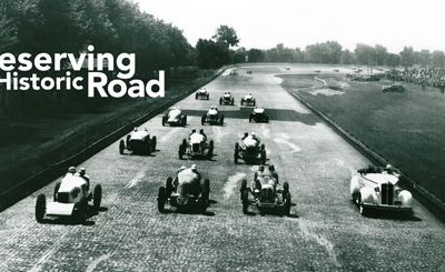 Preserving the Historic Road 2018     CALL FOR PAPERS