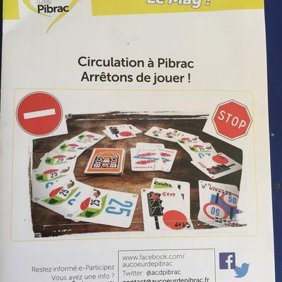 Circulation dans Pibrac