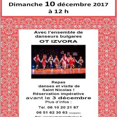 Noël bulgare - KOLEDA à AIX en Provence