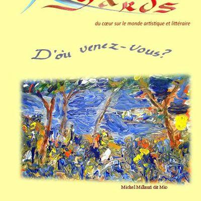 """Revue 2000 Regards """"D'où venez-vous ?"""""""