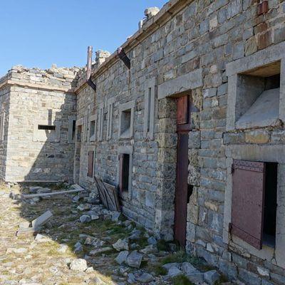 Rando le fort de Pélousette 2757 m