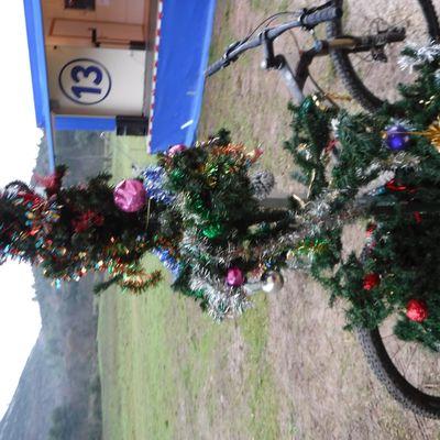 La Rando de Noël d'Allauch le 16 décembre 2018