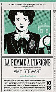 LA FEMME A L'INSIGNE - STEWART, Amy