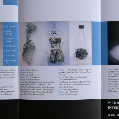 9e Triennale Internationale du Papier
