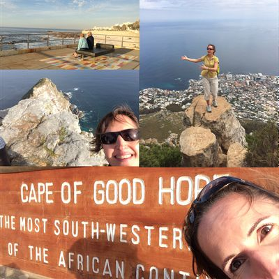 Un dimanche de repos a Cape Town | A Sunday off in Cape Town