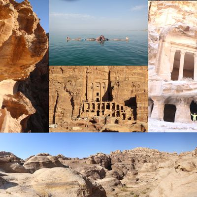 A first snapshot of Jordan | Quelques images de Jordanie