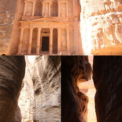 Petra: the Treasury