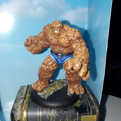 Ben Grimme, dit The Thing MARVEL - KNIGHT MODEL