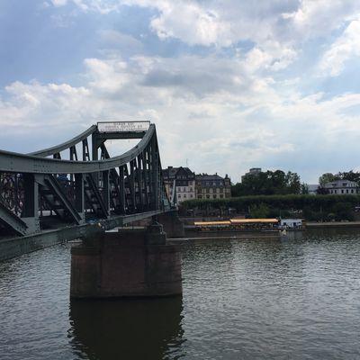 Frankfurt, cette ville que l'on visite un peu par défaut