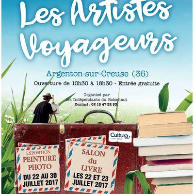 Salon des Artistes Voyageurs