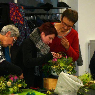 Troisième atelier d'Art Floral